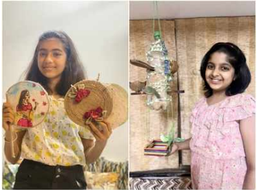 Meet the Mumbai students who won awards for their recycled objects
